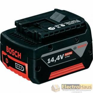 Аккумулятор Bosch LI-Ion 14,4 В, 4,0 Ач